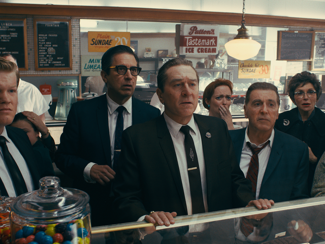 National Board Of Review picks The Irishman as the year's best film