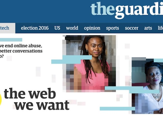 <i>The Guardian</i> analysera les abus sur ses propres articles