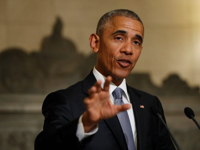 Barack Obama's Memoir Could Arrive Just in Time to Disrupt Trump's Reelection Campaign