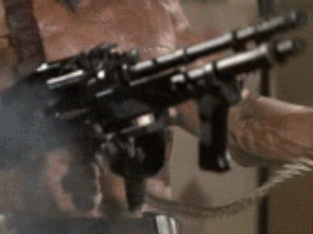 Den nærmeste ting til Rambo i det virkelige liv var Alvin York, og Rambo nåede ikke engang sålen på hans sko