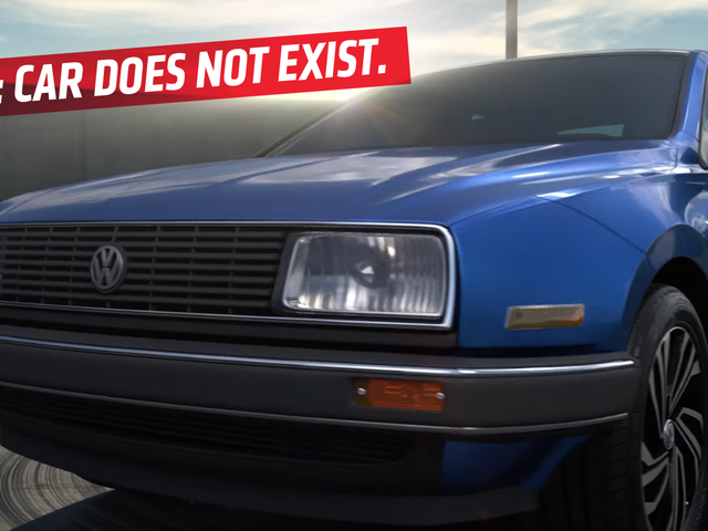 Volkswagen's New Commercial For The Jetta Inadvertently Shows Fictional More Exciting Jettas