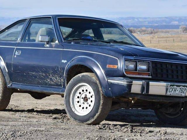 Не ненавидь меня, но я должен сказать: AMC Eagle Coupe круче, чем универсал