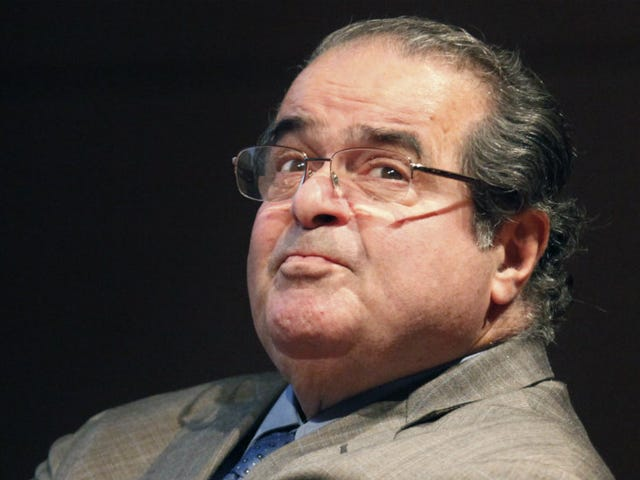 A Brief List of Some of the Many Terrible Things Antonin Scalia Said and Wrote
