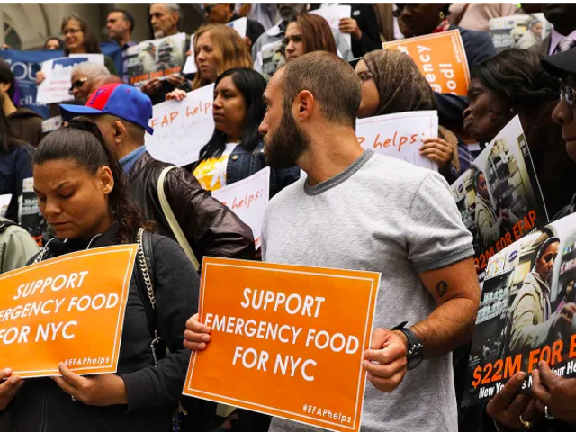 Food Stamp Recipients Will Soon Suffer From the Government Shutdown