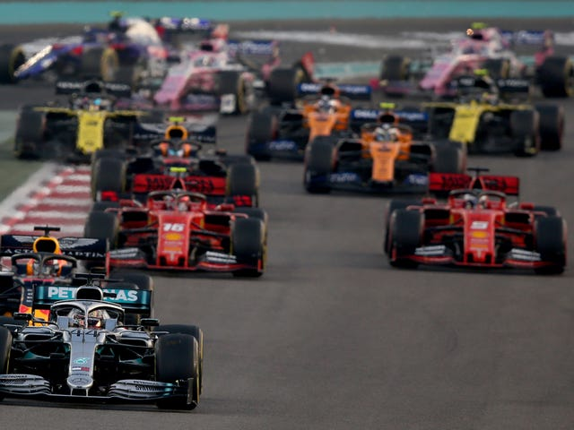 FIA President Says It'll Be 'Decades' Before F1 Goes Electric, If It Even Does