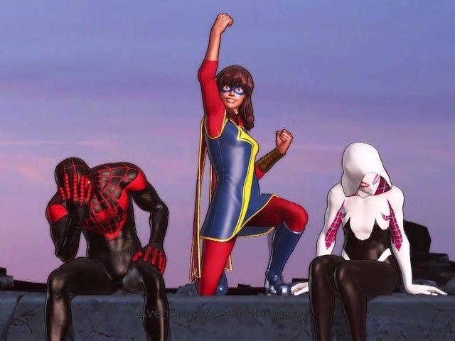 Consejos para jugar Marvel Ultimate Alliance 3