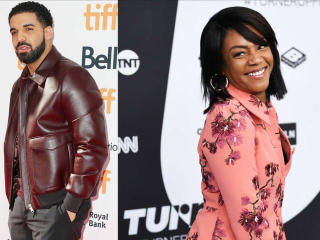 Drake Asked Tiffany Haddish Out, Then Stood Her Up???