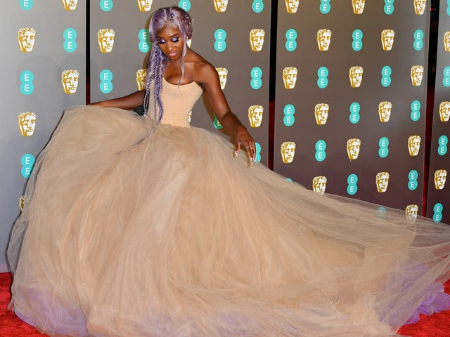 Black, Beautiful, and British: Celebs Celebrate Across the Pond for the BAFTAs