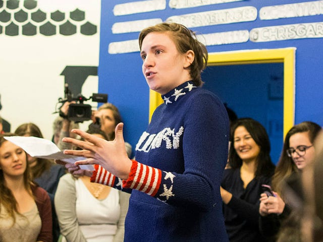 Who Wins When Donald Trump and Lena Dunham Feud About the Election?