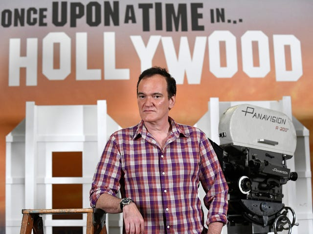 Quentin Tarantino discusses his abandoned Vega brothers movie