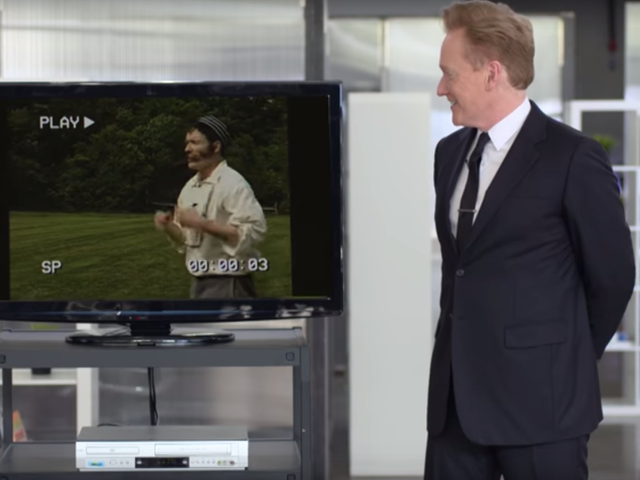 25 years of Conan O'Brien's remote segments will be available to stream next week