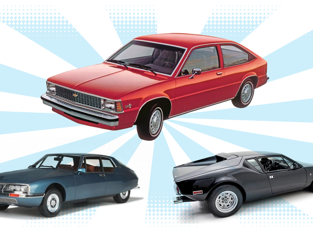 The Chevrolet Citation Shares One Strange Design Quirk With Some Actually Interesting Cars