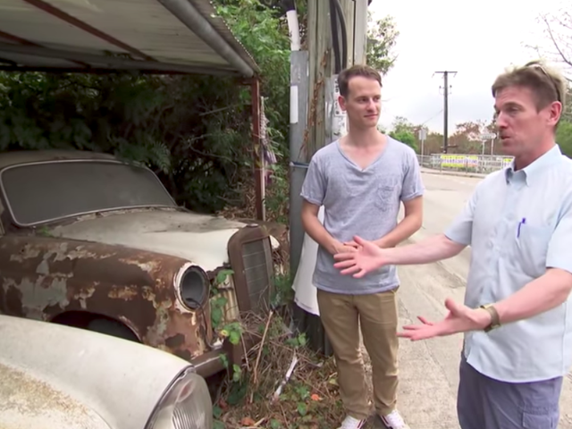 This Documentary Explains Why Hong Kong Is Filled With Abandoned Collector Cars