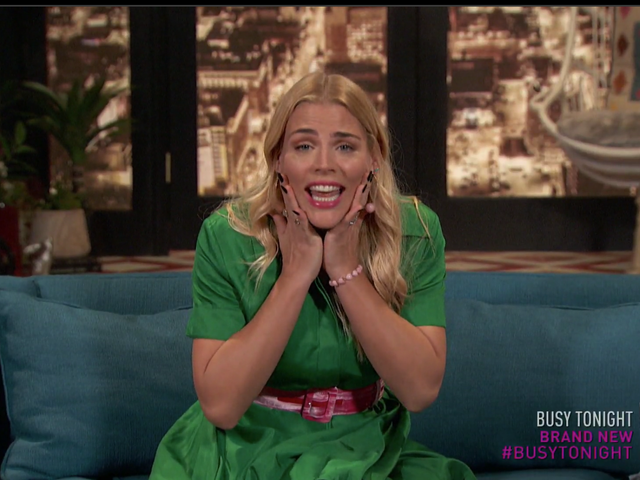 Busy Philipps Wants to Be Your Best Friend on Busy Tonight