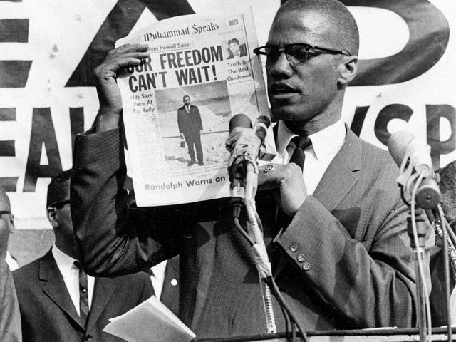 Malcolm X Matters: Icon's Words Still Ring True