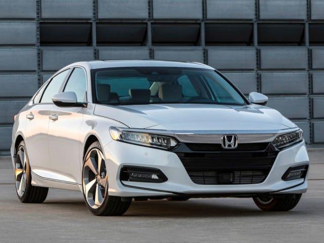 Τι θέλετε να ξέρετε για το 2018 Honda Accord;