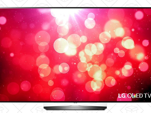 LG's OLED Black Friday Deals Are Available Now