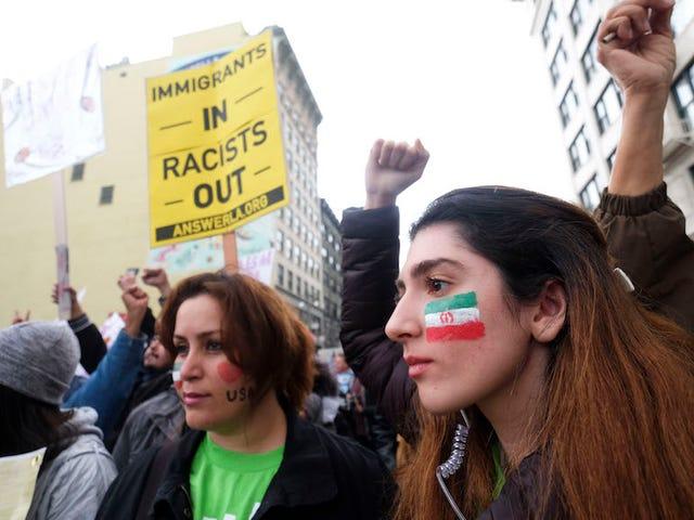 Californië Chief Justice schrijft brief waarin ICE-agenten vragen om 'Stalking Courthouses' te stoppen