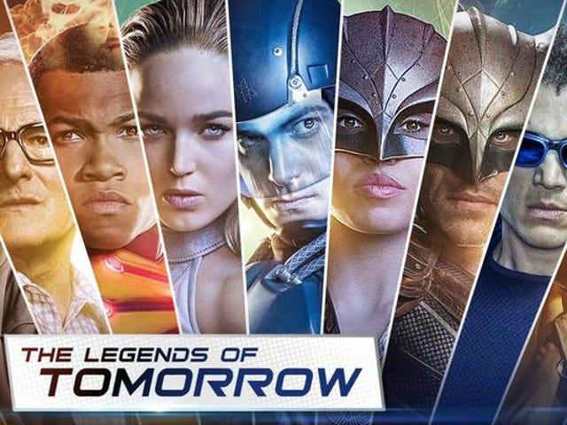 Legends of Tomorrow 1.13: Leviathan