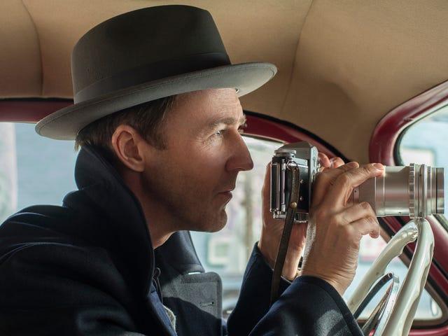 エドワード・ノートンが監督に復帰し、オールスターのマザーレス・ブルックリンと共にニューヨークに戻る