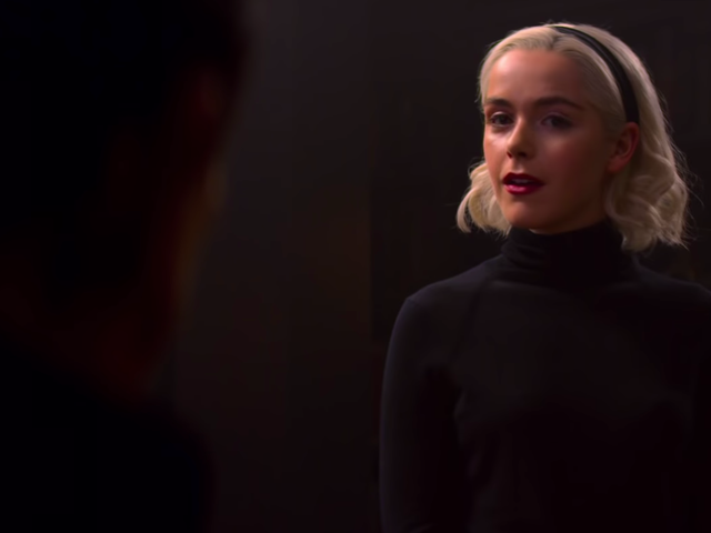 The Chilling Adventures of Sabrina: Part 2 Is Obsessed With Darkness