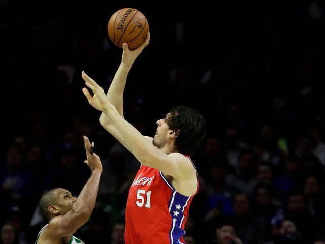 Big Boban Flicked One Over Small Al