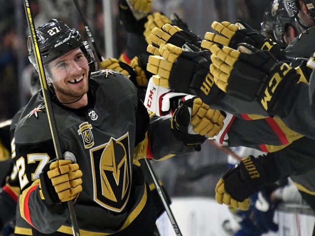 The Golden Knights Are The Best Story In Hockey