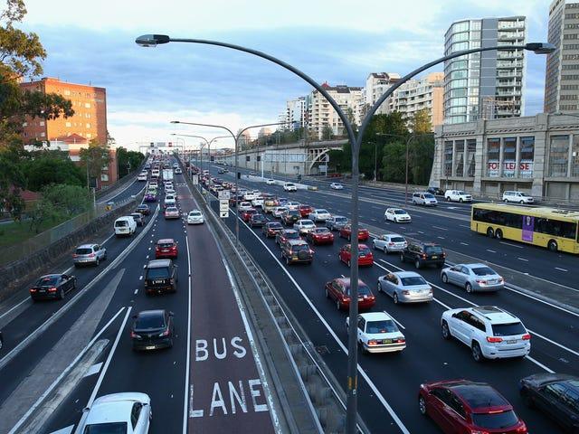 Negeri Australia Menggunakan Kamera Pengesanan Pintar untuk Menangkap dan Pemandu yang Berhati-hati