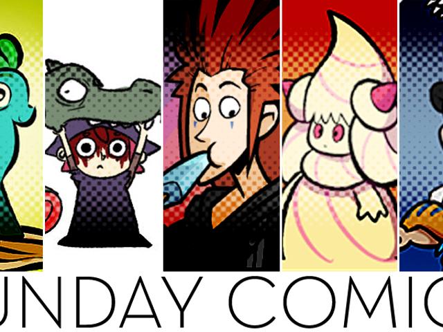 Sunday Comics: Avoid The Obvious Joke