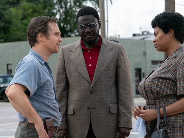 The Best Of Enemies is another feel-good movie about those darn racists
