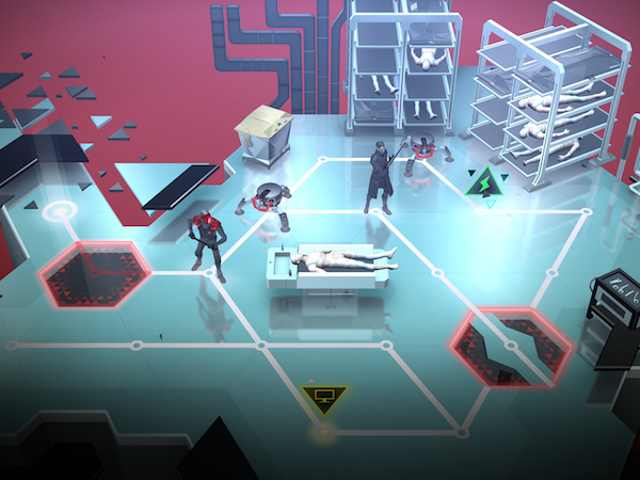 Deus Ex Go Is A Satisfying And Complex Puzzle Game