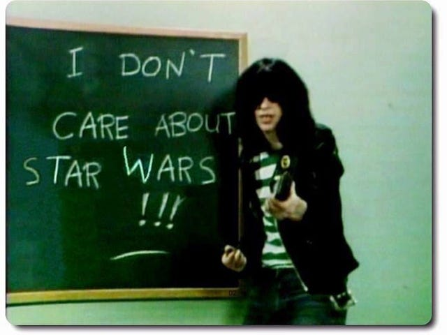 """I Don't Care"" - The Ramones (1977)"