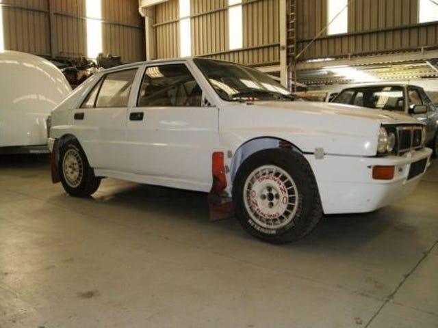 Hey Dusty, Still Need Your Own Rally Car?