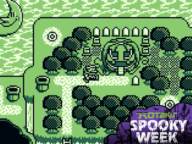 Super Mario Land 2's Wonderful Halloween Levels
