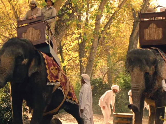 HBO Insists Its Elephants Are Treated Just Fine on <i>Westworld</i> Set, Despite What PETA Says