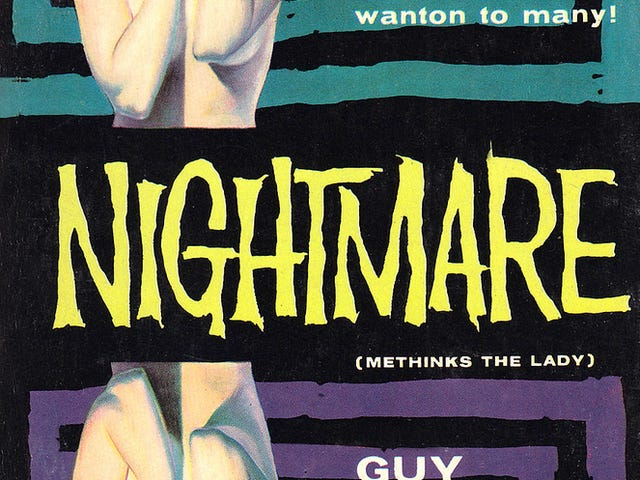 12 Cover Artists Every Vintage Crime Lover Should Know - J. Kingston Pierce