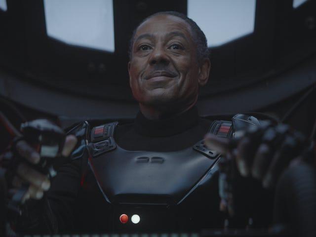 12 επεισόδια αστέρι Wars να παρακολουθήσουν Εξηγώντας ότι Mandalorian βομβιστική