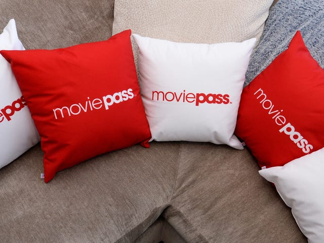 New York's attorney general's office is now investigating MoviePass