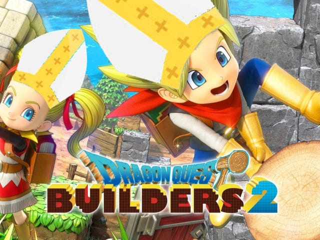 Dragon Quest Builders 2: Construire la critique religieuse