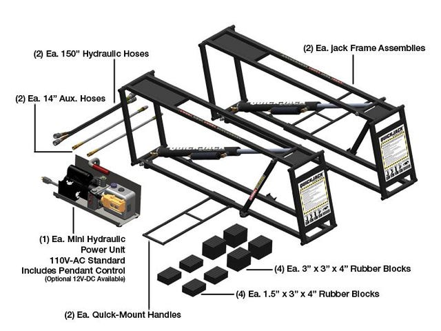Portable Car Lifts for Home use?