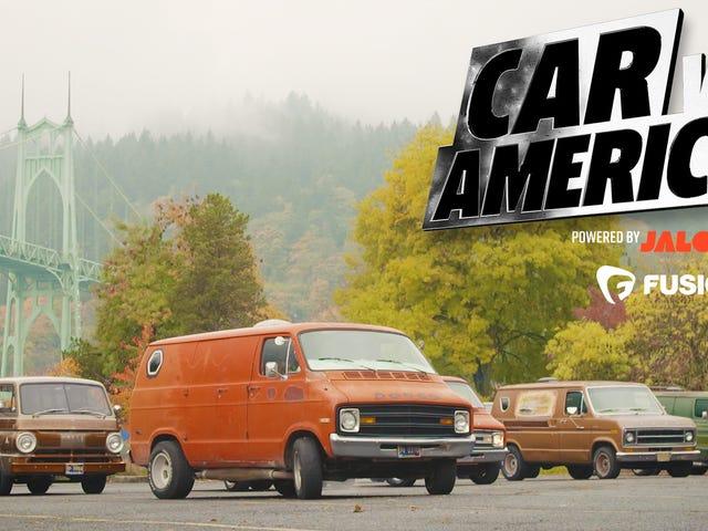 Denne Club For Old Vans er mere organiseret end dig og dine venner