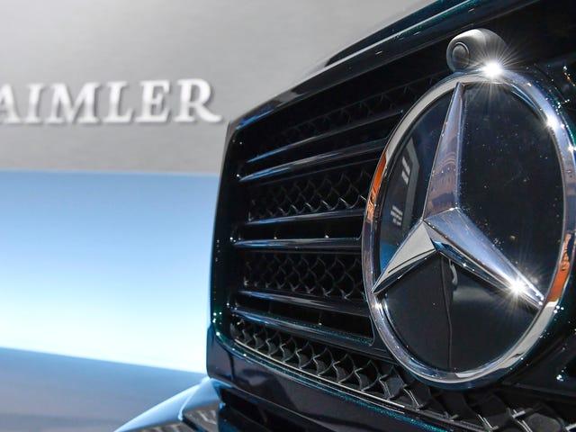 Daimler Akan Memotong 10,000 Pekerjaan Terkini, Blames Ia Pada Kereta Elektrik