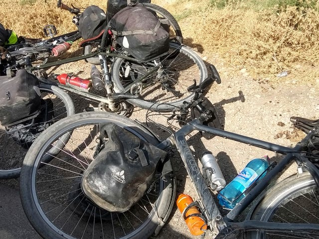 Two Americans Among Group Of Cyclists Murdered By ISIS Affiliates In Tajikistan