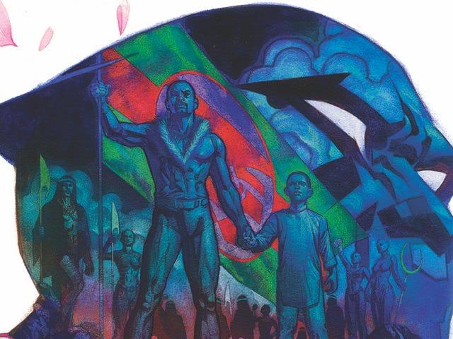 Le Origini della Pantera Nera saranno esplorate in un nuovo fumetto di Evan Narcisse di io9, un Guy We Know