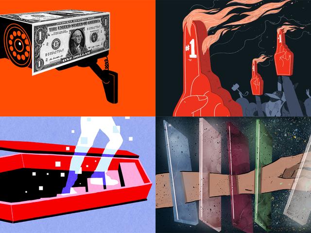Metallisk hydrogen, giftig fandom og den femte dimensjonen: Ukens beste Gizmodo-historier