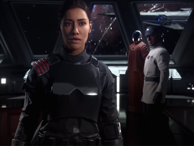 Battlefront IIStarts With a Fascinating Premise That Becomes an All-Too Familiar Star WarsStory