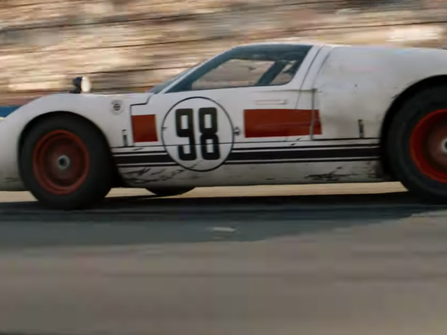 The Ford v. Ferrari Trailer Makes Me Wish the Damn Movie Was Out Already