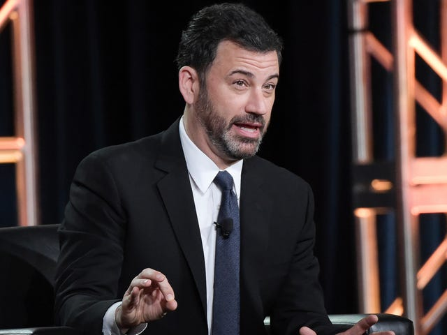 FCC Fines Jimmy Kimmel Live $400,000 for Using Emergency Alert Tone in Very Expensive Joke