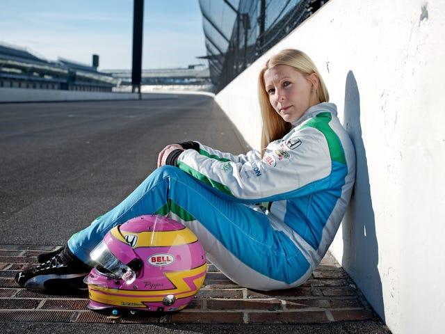 Her er nogle af de store ting, kvinder i motorsport er op til i sidste ende