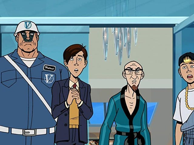 Venture Bros. Is Returning to Adult Swim Sooner Than Expected